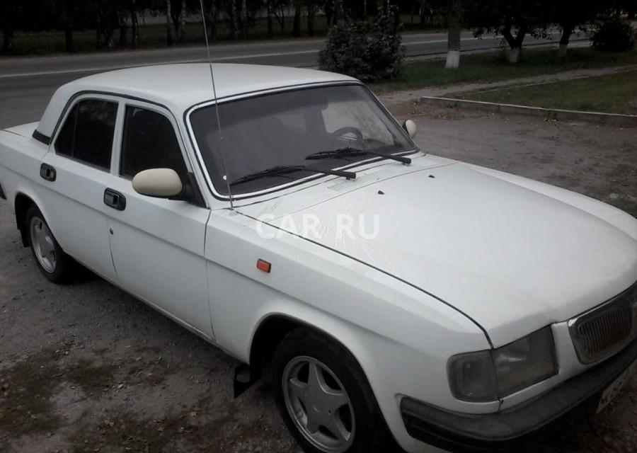 Газ Volga, Белгород