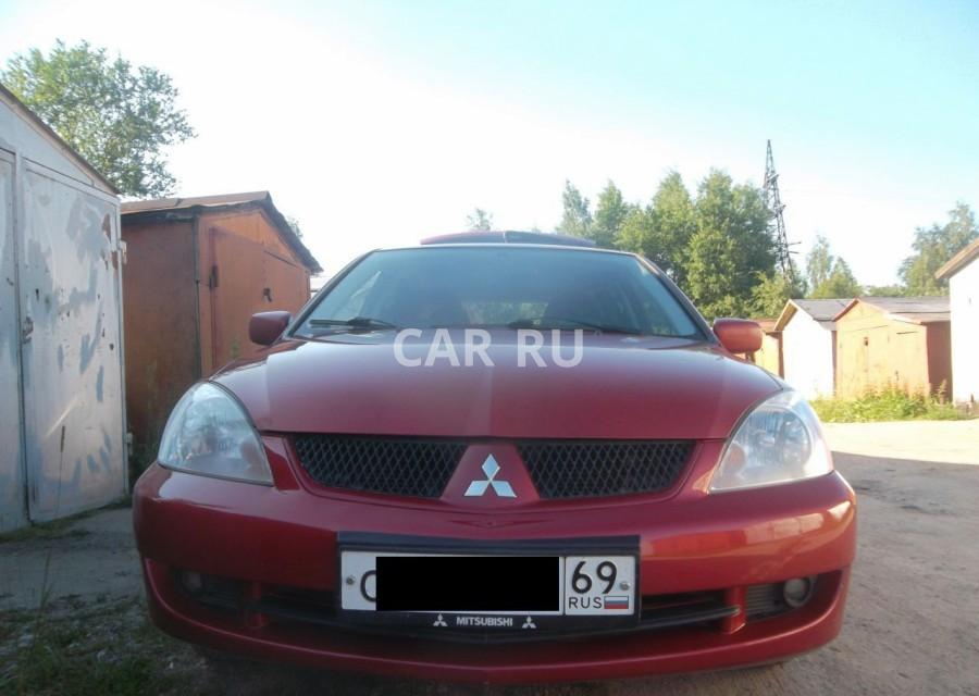 Mitsubishi Lancer, Бежецк