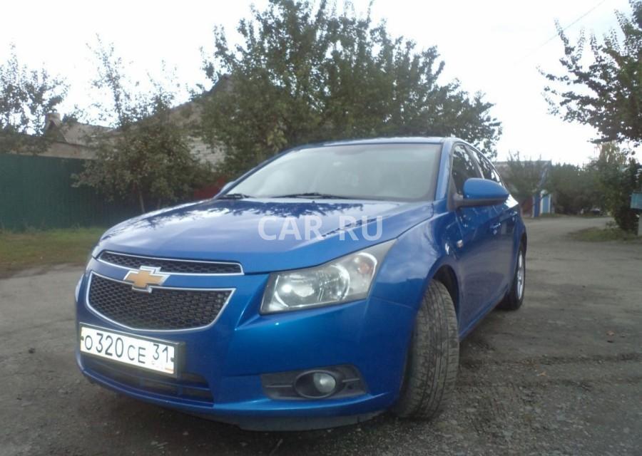 Chevrolet Cruze, Алексеевка