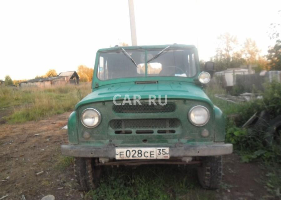 Уаз 469, Бабушкино