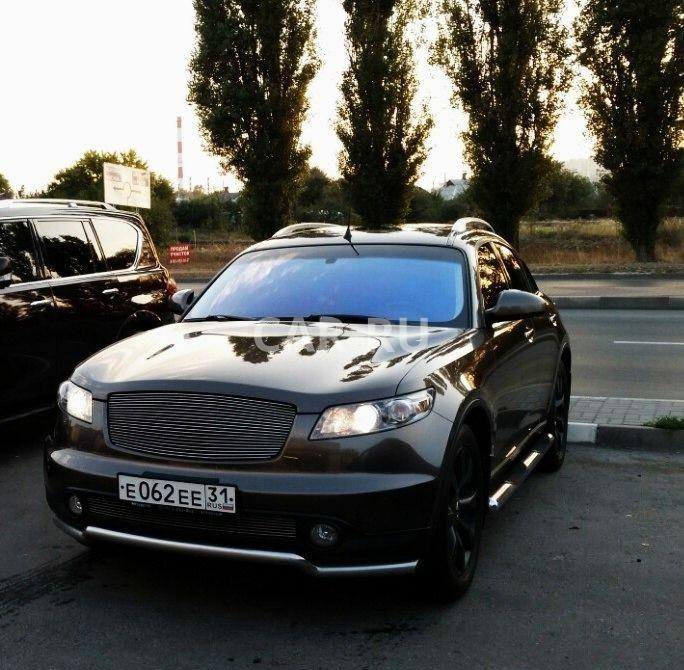 Infiniti FX35, Белгород