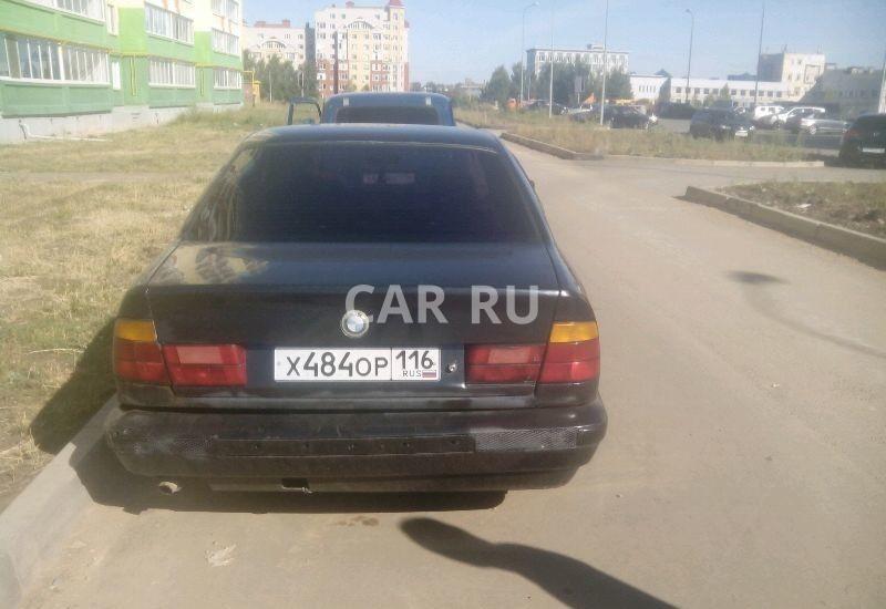 BMW 5-series, Альметьевск