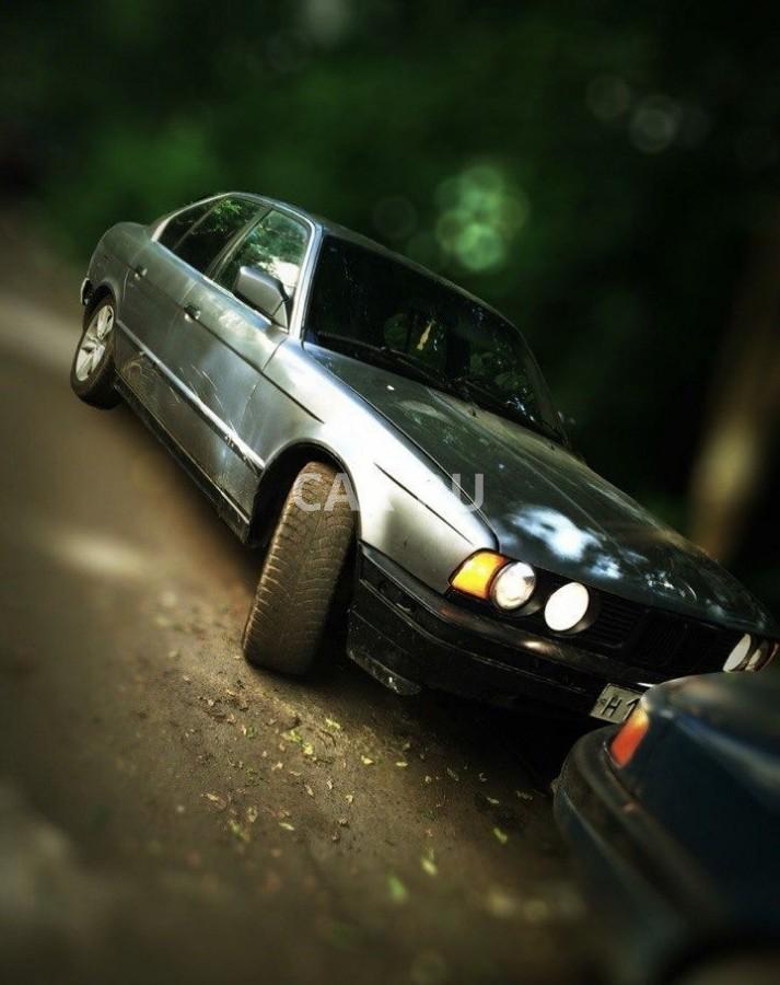 BMW M5, Балашиха