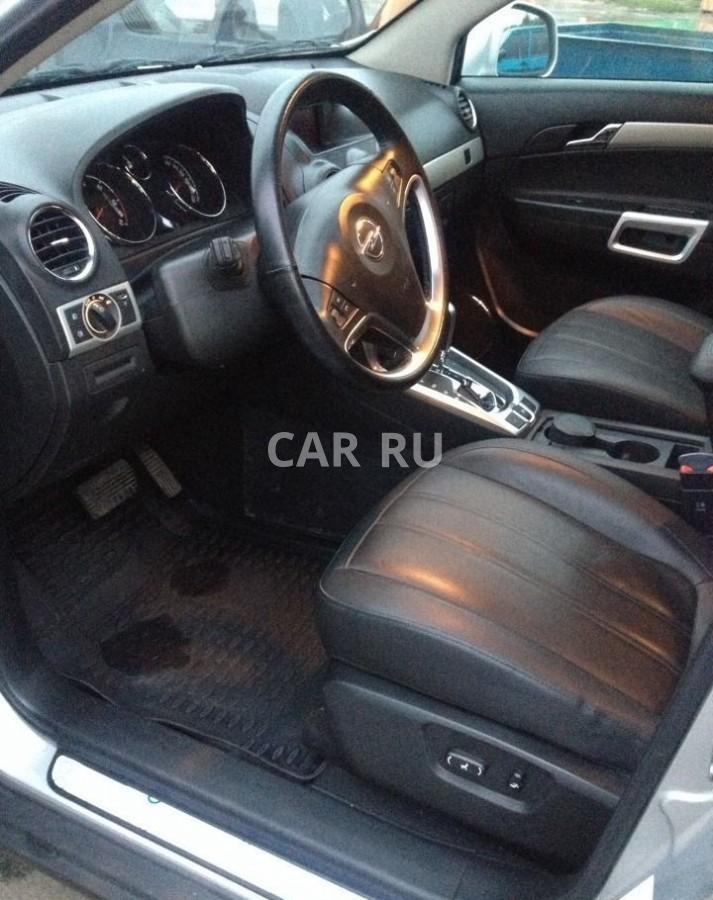 Opel Antara, Азов