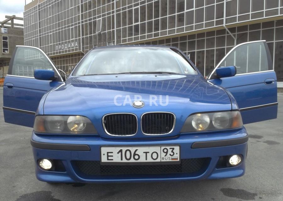 BMW 5-series, Анапа