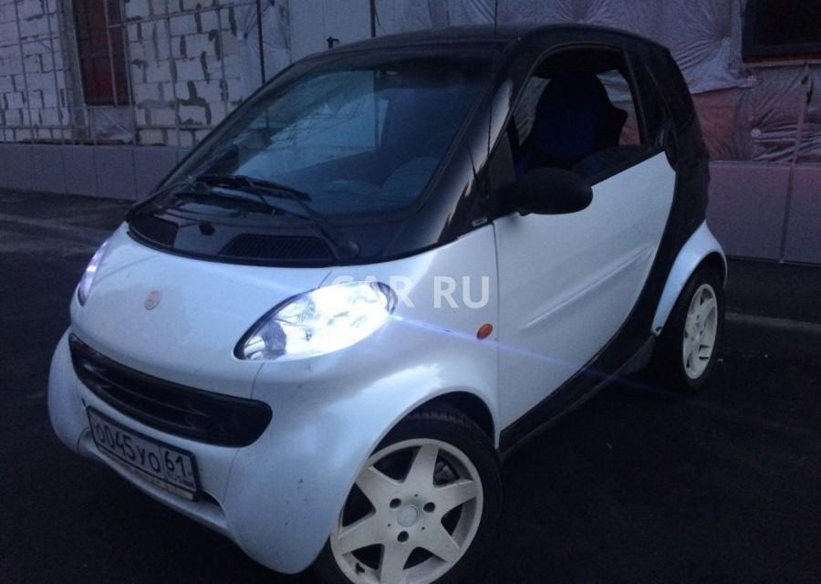 Smart Fortwo, Азов