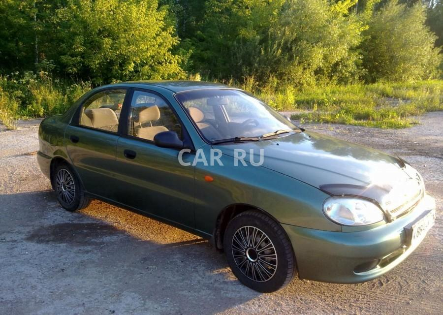 Chevrolet Lanos, Алексин
