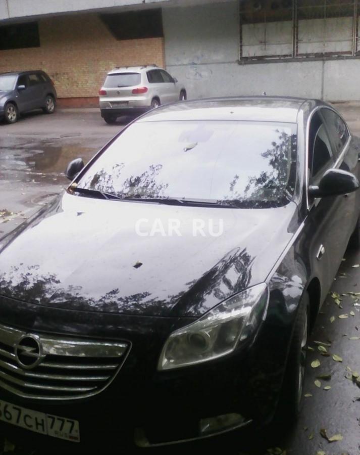 Opel Insignia, Балашиха