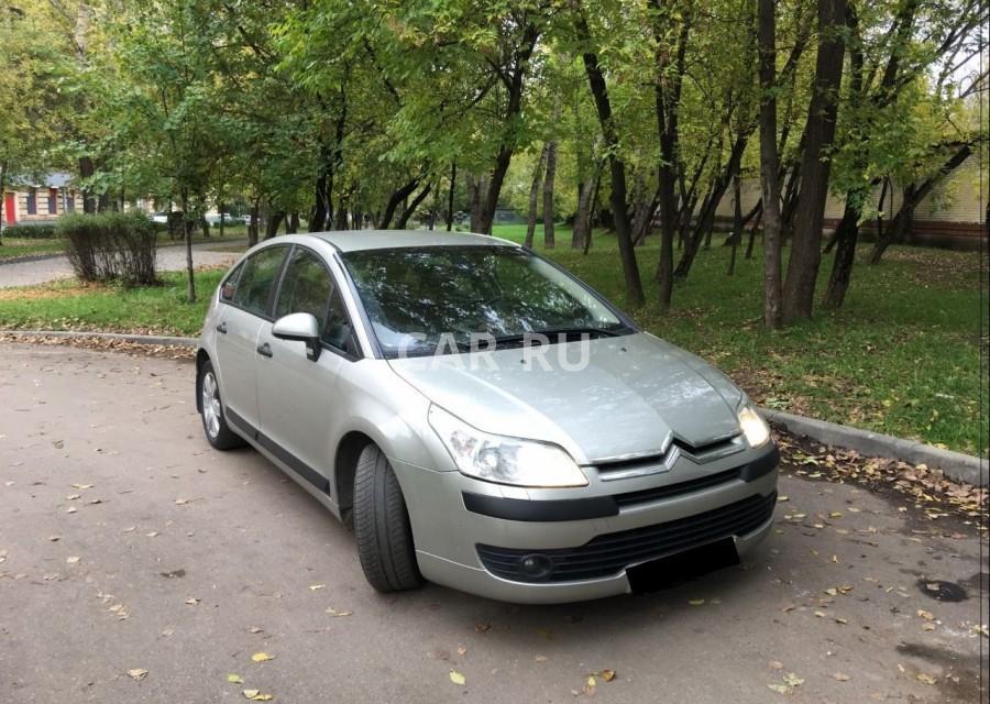 Citroen C4, Александров