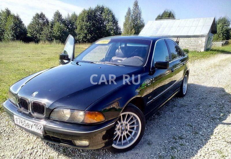 BMW 5-series, Арзамас