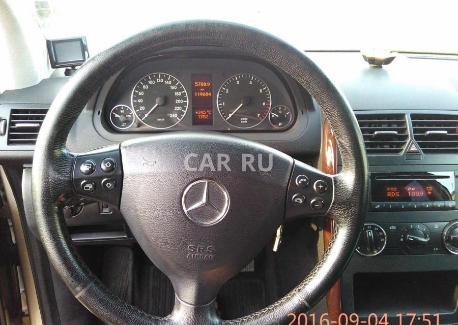 Mercedes A-Class, Белгород