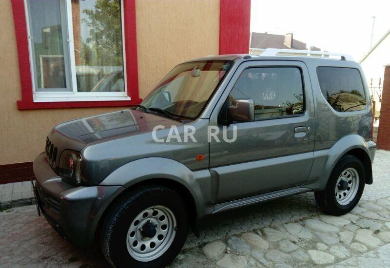 Suzuki Jimny, Анапа