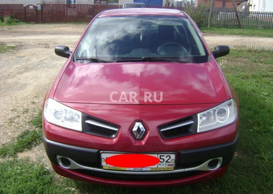 Renault Megane, Арзамас