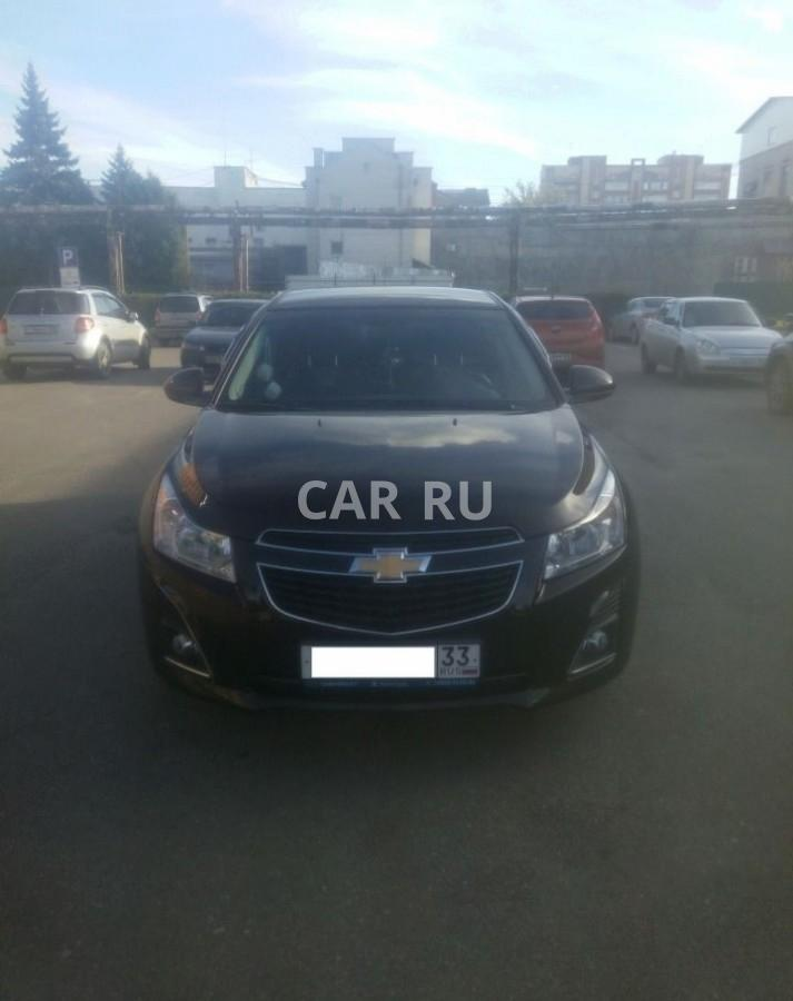 Chevrolet Cruze, Александров