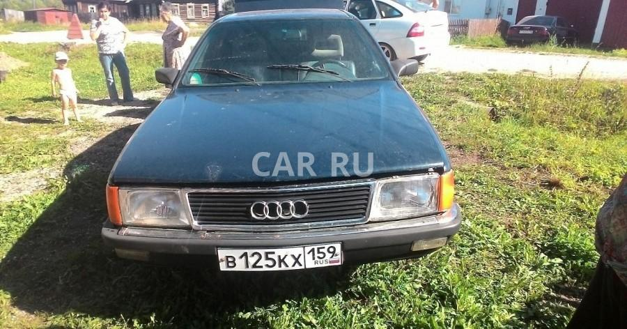 Audi 100, Александровск