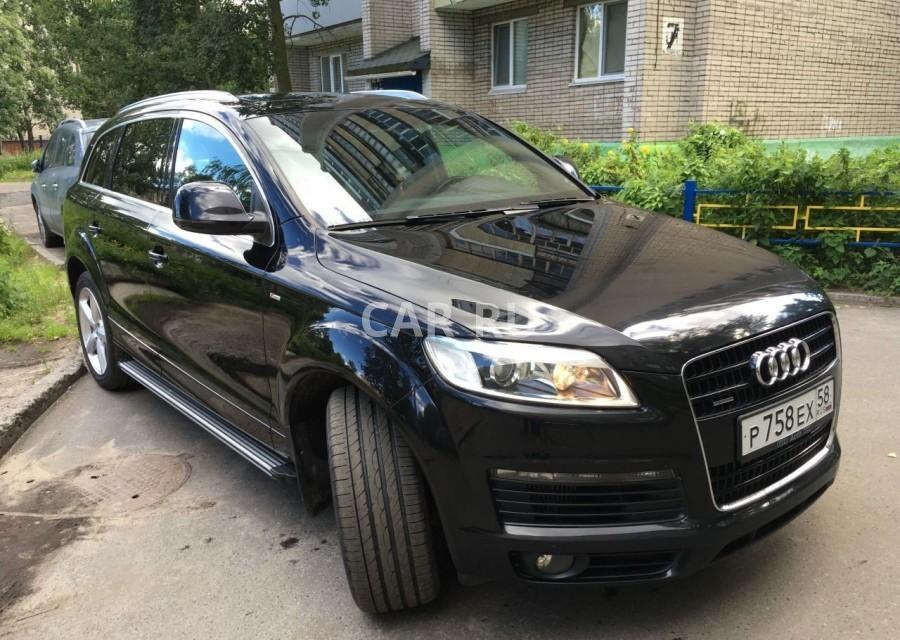 Audi Q7, Архангельск