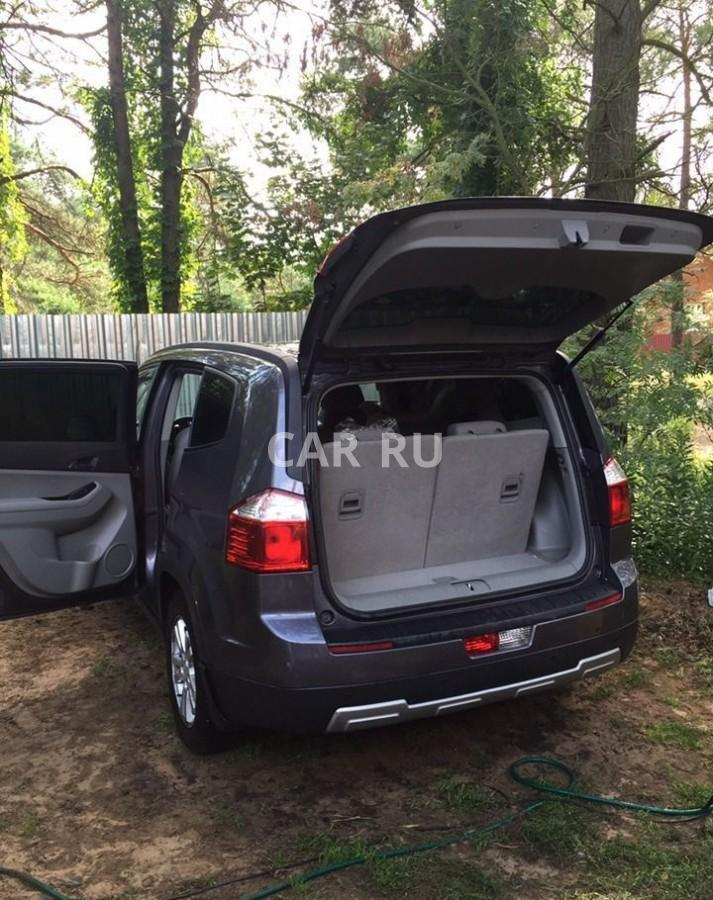 Chevrolet Orlando, Андреевка