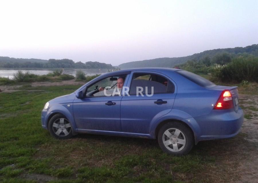 Chevrolet Aveo, Алексин
