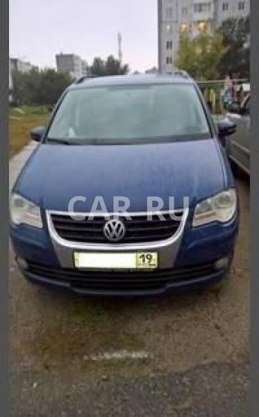 Volkswagen Touran, Абакан