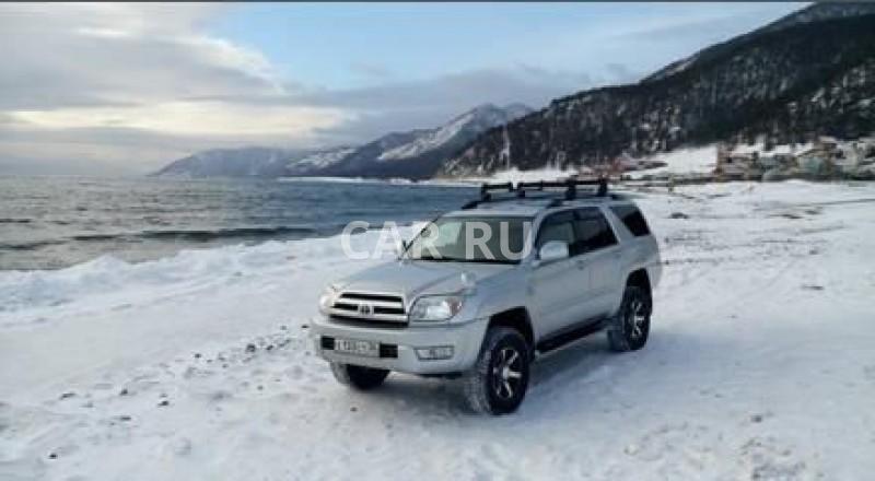 Toyota Hilux Surf, Ангарск