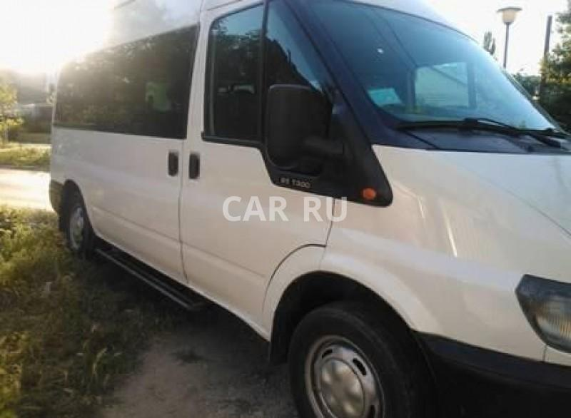 Ford Tourneo Connect, Анапа