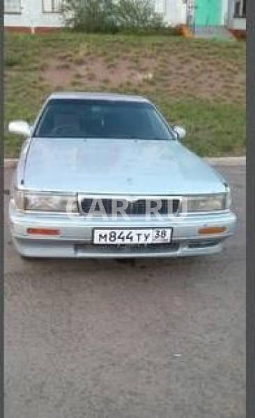 Nissan Laurel, Братск