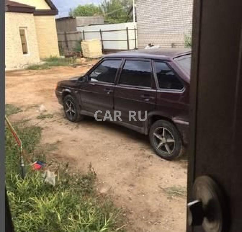 Лада 2114, Ахтубинск