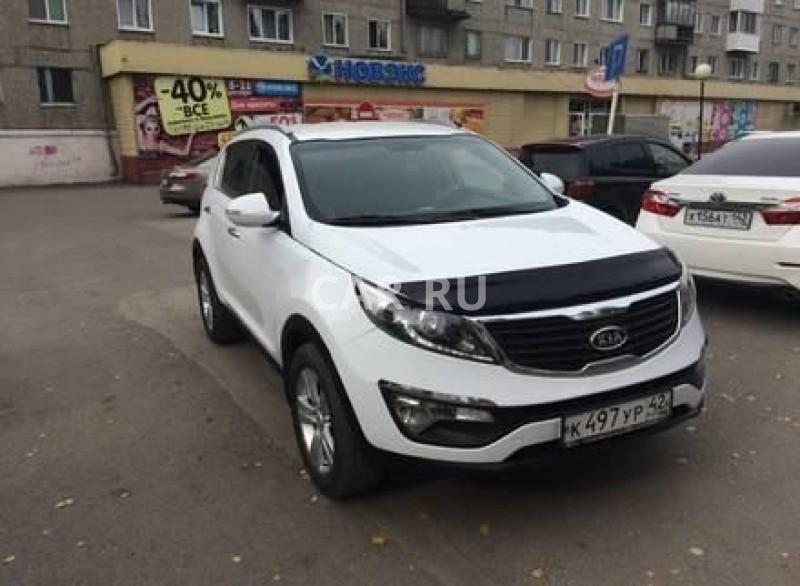 Kia Sportage, Бачатский