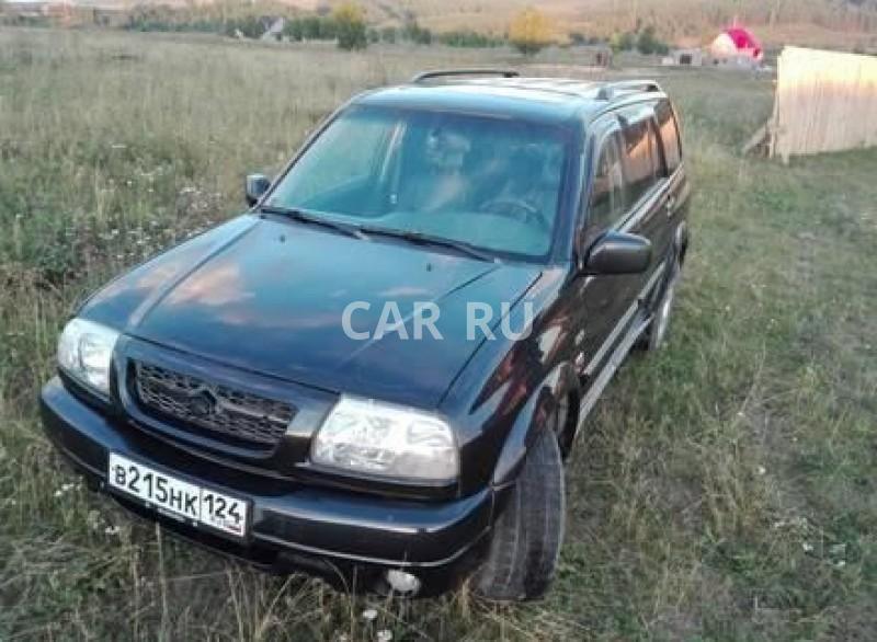 Suzuki XL7, Ачинск