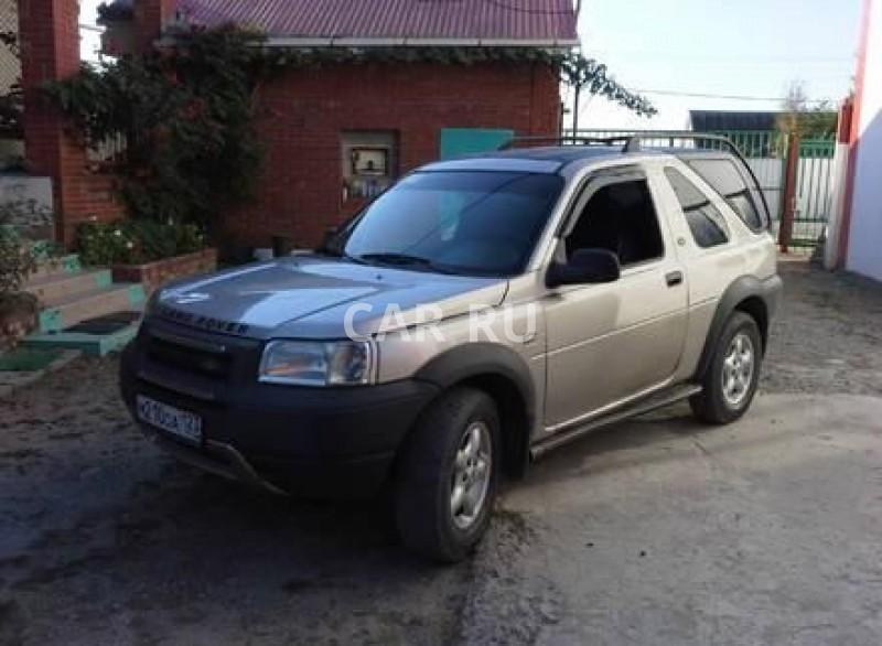 Land Rover Freelander, Анапа