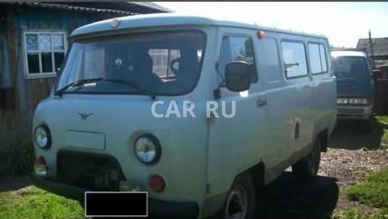 Уаз 390995, Алтайское