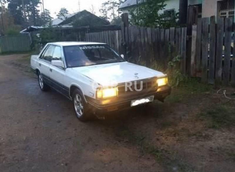 Nissan Laurel, Ангарск