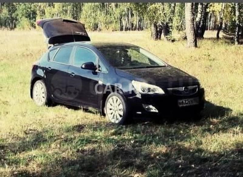 Opel Astra, Анапа