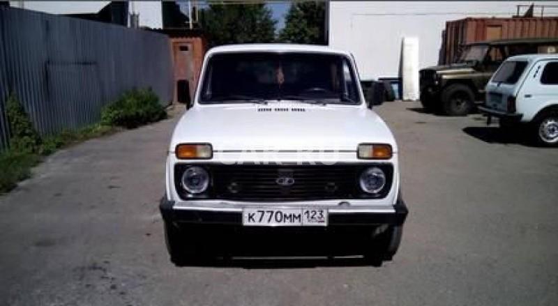 Лада Niva, Абинск