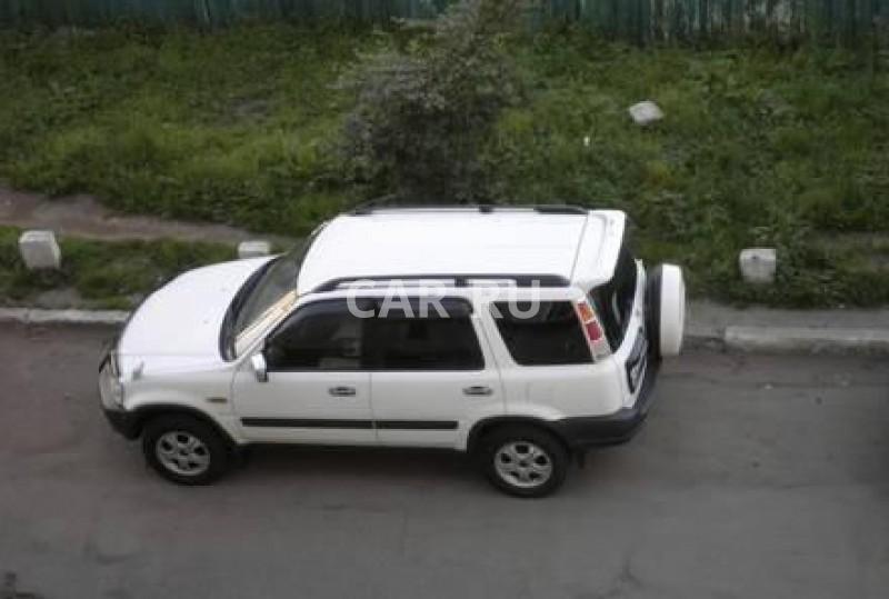 Honda CR-V, Владивосток