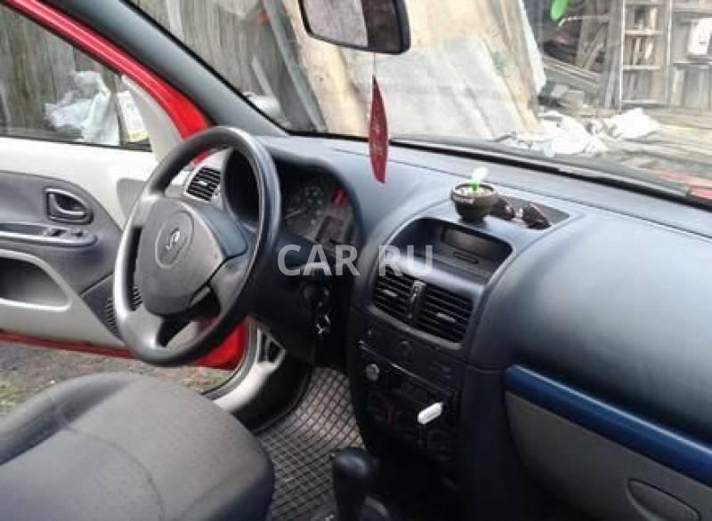 Renault Clio, Барнаул