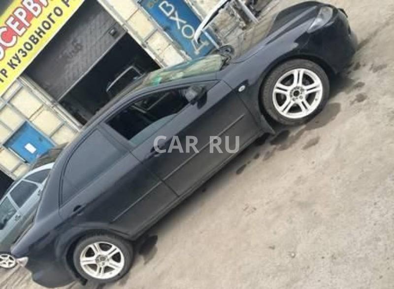 Mazda 6, Абакан