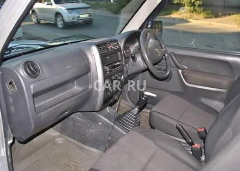 Suzuki Jimny, Ангарск