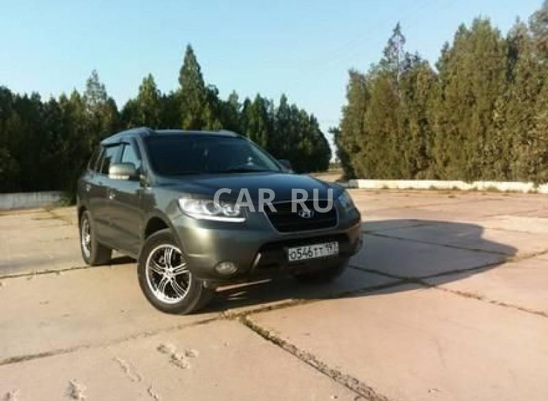 Hyundai Santa Fe, Армянск