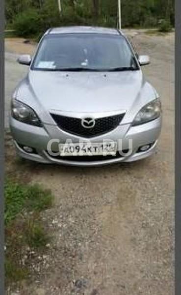 Mazda Axela, Владивосток