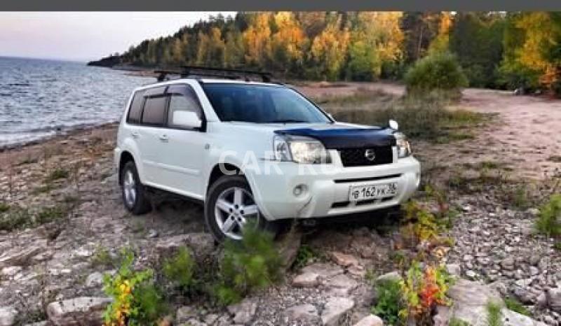 Nissan X-Trail, Братск