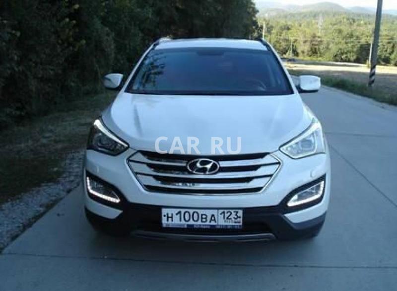 Hyundai Santa Fe, Архипо-Осиповка