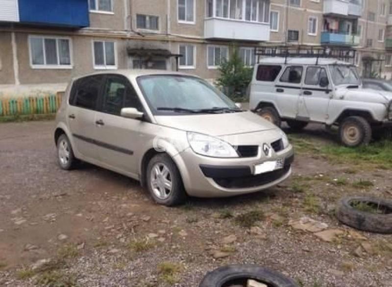 Renault Scenic, Александровск