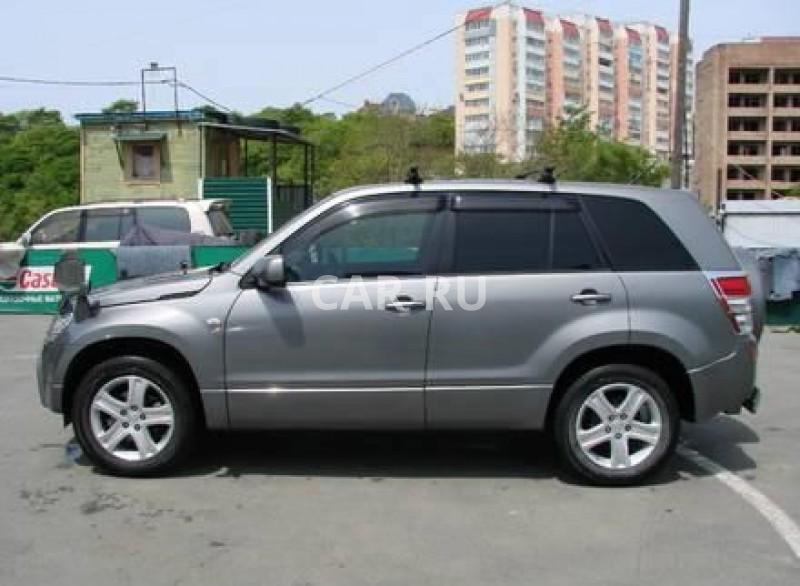 Suzuki Escudo, Владивосток