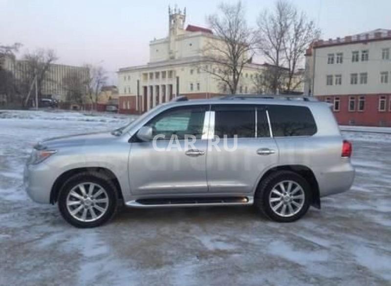 Lexus LX, Владивосток