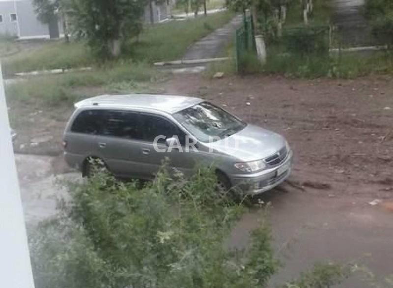Nissan Presage, Братск