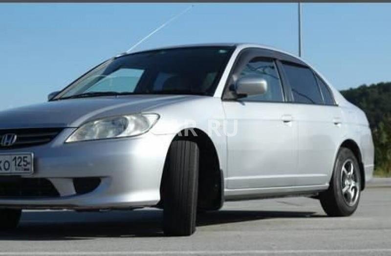 Honda Civic Ferio, Артём