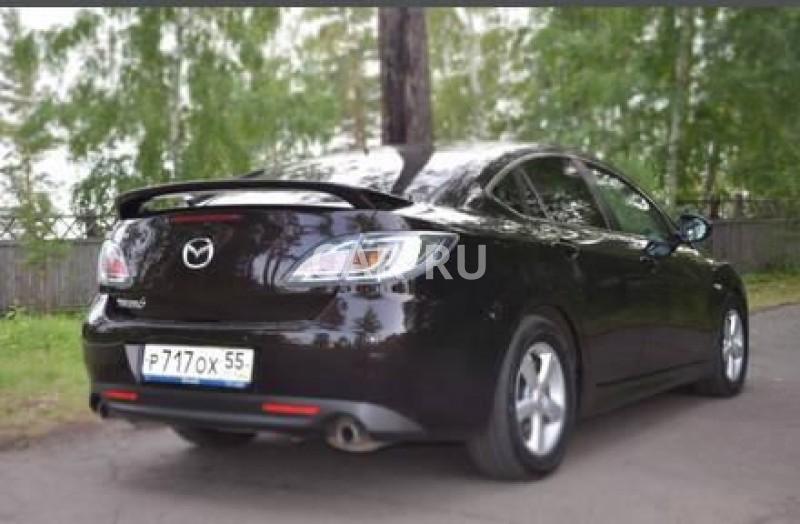 Mazda 6, Братск