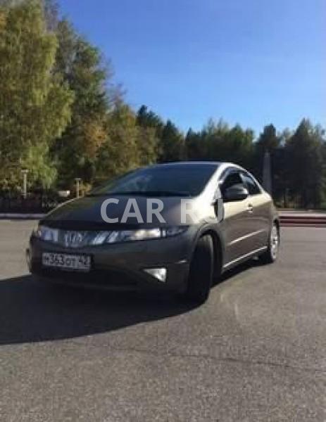 Honda Civic, Анжеро-Судженск