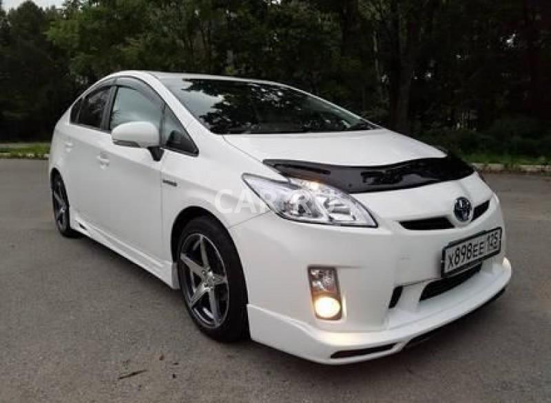 Toyota Prius, Владивосток
